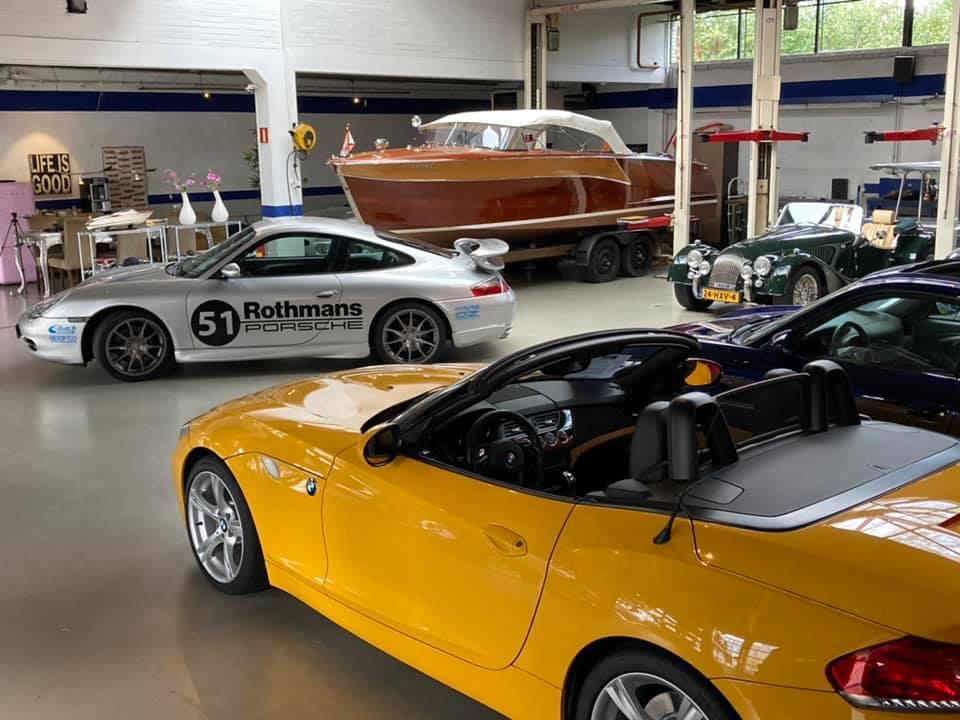 Autohuis Koole verhuisd van Nieuwe-Tonge naar Fijnaart
